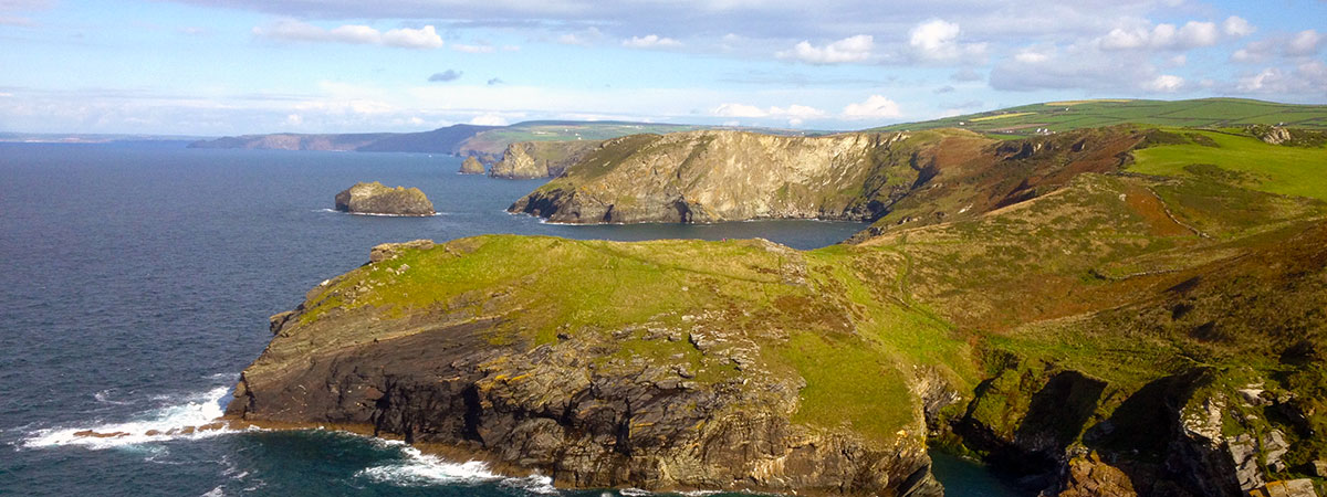 Tintagel Hotel in Cornwall