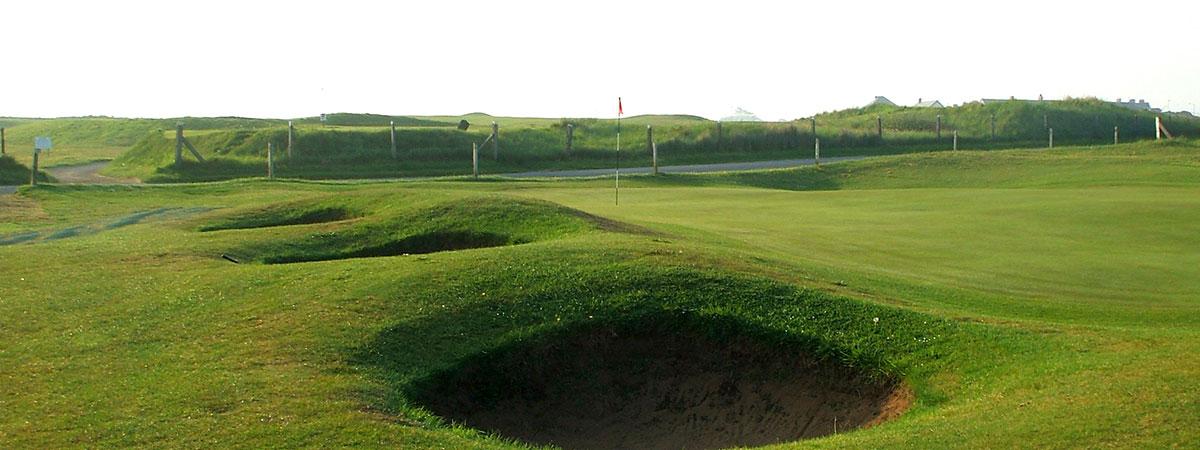 Bude Golf Bossiney House Hotel in Cornwall