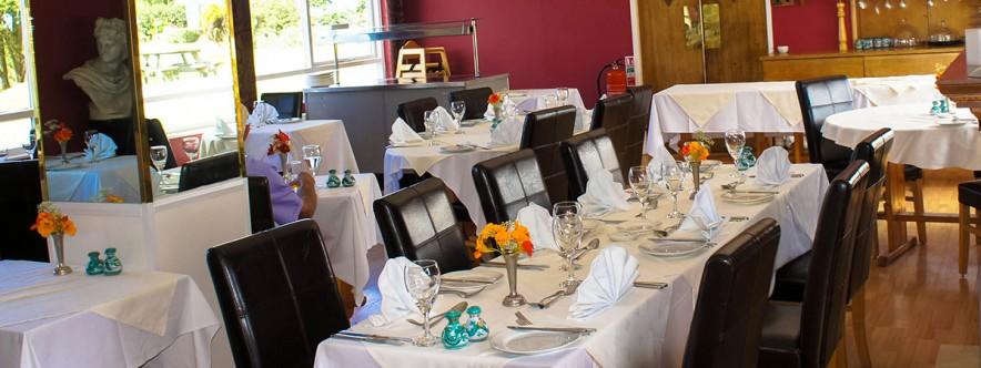 Restaurant in Tintagel Cornwall