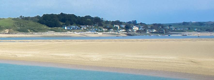 Rock North Cornwall