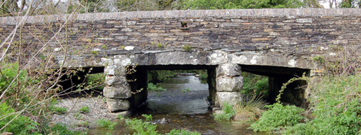 Slaughter Bridge Cornwall