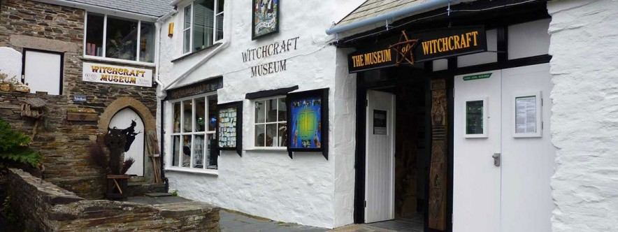 The Museum of Witchcraft Boscastle