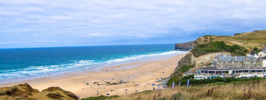 Watergate Bay Cornwall