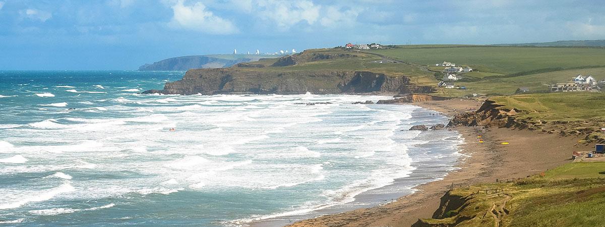 Beaches in Cornwall